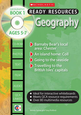 Geography Book 1 and CD - Ready Resources