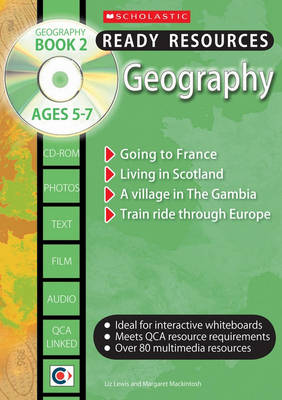 Geography Book 2 and CD - Ready Resources