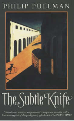 The Subtle Knife: Adult Edition - His Dark Materials S. No. 2 (Paperback)