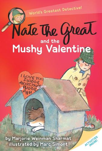 Nate the Great and the Mushy Valentine - Nate the Great (Paperback)