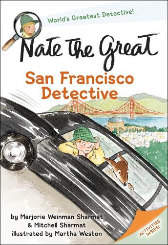 Nate The Great San Francisco Detective (Paperback)
