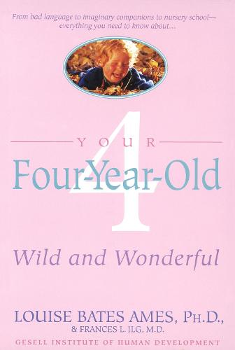 Your Four Year Old (Paperback)