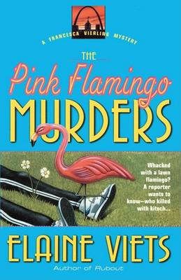 The Pink Flamingo Murders - Francesca Vierling 3 (Paperback)