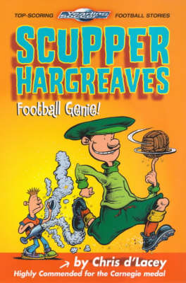 Scupper Hargreaves, Football Genie (Paperback)