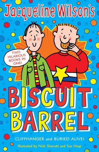 Jacqueline Wilson Biscuit Barrel - Biscuit Barrel (Paperback)