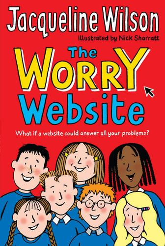 The Worry Website (Paperback)