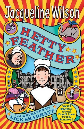 Hetty Feather - Hetty Feather (Paperback)