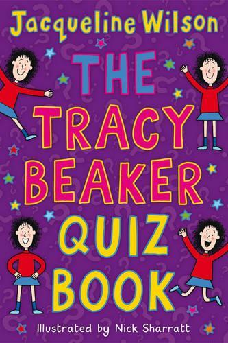 The Tracy Beaker Quiz Book - Tracy Beaker (Paperback)