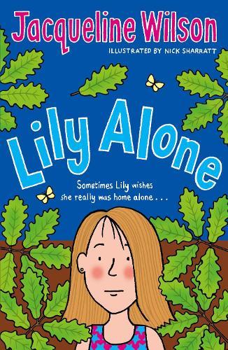 Lily Alone (Paperback)