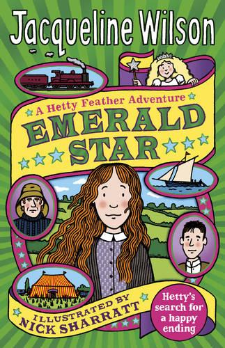 Emerald Star - Hetty Feather 3 (Paperback)