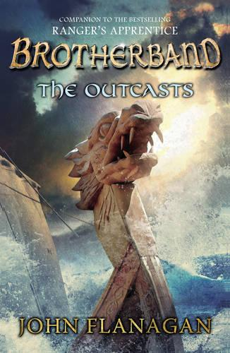 The Outcasts (Brotherband Book 1) - Brotherband (Paperback)