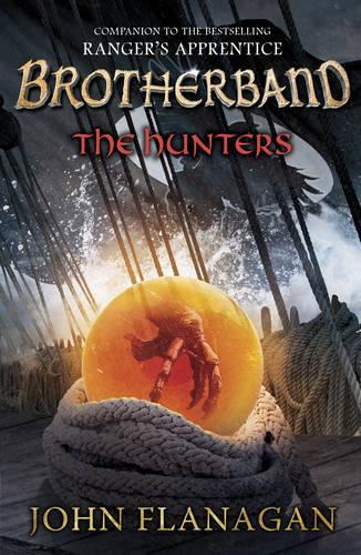 The Hunters (Brotherband Book 3) - Brotherband (Paperback)