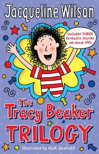 The Tracy Beaker Trilogy - Tracy Beaker (Paperback)