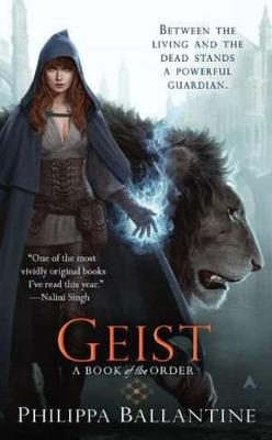 Geist: A Book of the Order (Paperback)