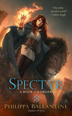 Spectyr: A Book of the Order (Paperback)