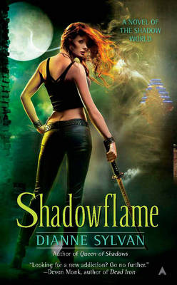 Shadowflame: A Novel of the Shadow World (Paperback)