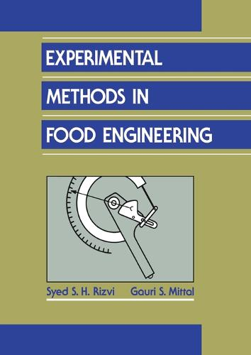 Experimental Methods in Food Engineering (Paperback)