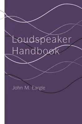 Loudspeaker Handbook (Hardback)