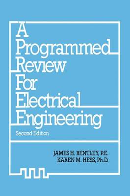 A Programmed Review for Electrical Engineering (Hardback)