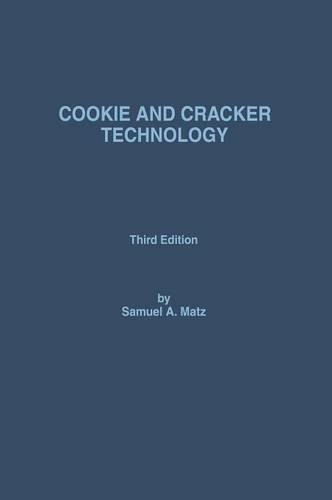 Cookie and Cracker Technology (Hardback)