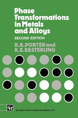 Phase Transformations in Metals and Alloys (Paperback)