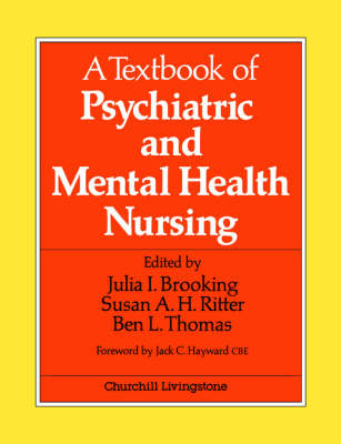 A Textbook of Psychiatric and Mental Health Nursing (Paperback)