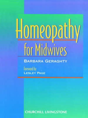 Homeopathy for Midwives (Paperback)