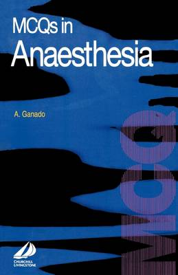 MCQ's in Anaesthesia - FRCA Study Guides (Paperback)