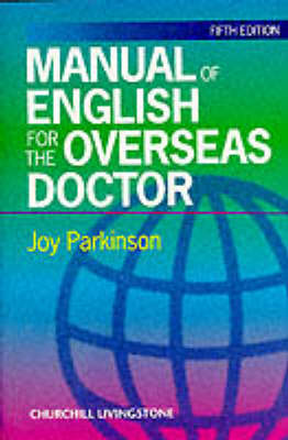 Manual of English for the Overseas Doctor (Paperback)