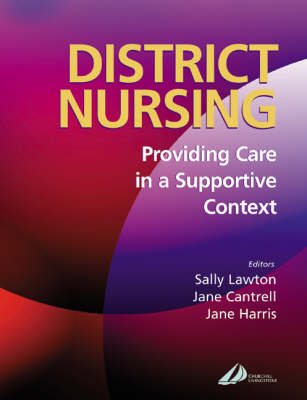 District Nursing: Providing Care in a Supportive Context (Paperback)