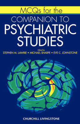 MCQs for the Companion to Psychiatric Studies - MRCPSY Study Guides (Paperback)