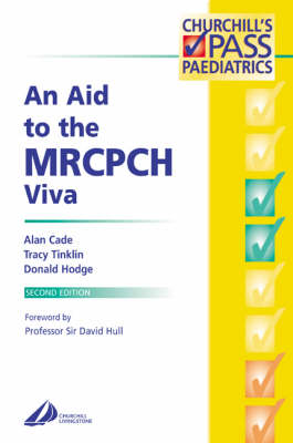 An Aid to the MRCPCH Viva - MRCPCH Study Guides (Paperback)