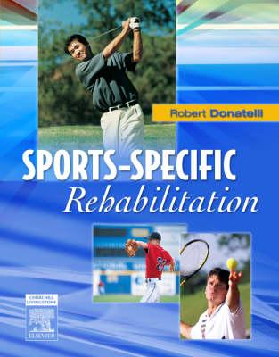 Sports-Specific Rehabilitation (Paperback)