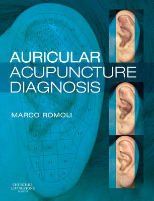 Auricular Acupuncture Diagnosis (Hardback)