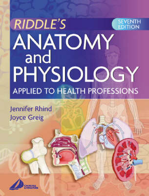 Anatomy and Physiology Applied to Health Professions (Paperback)