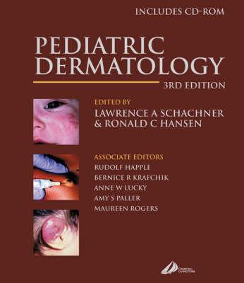 Pediatric Dermatology (Hardback)