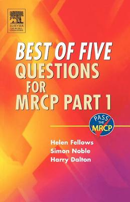 Best of Five Questions for MRCP Part 1 - MRCP Study Guides (Paperback)