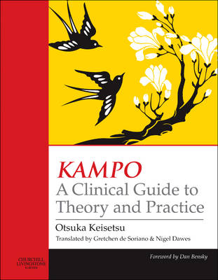 Kampo: A Clinical Guide to Theory and Practice (Hardback)