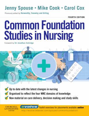 Common Foundation Studies in Nursing (Paperback)