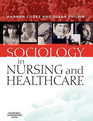 Sociology in Nursing and Healthcare (Paperback)