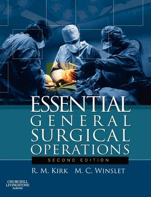 Essential General Surgical Operations (Paperback)