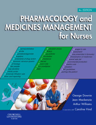 Pharmacology and Medicines Management for Nurses (Paperback)