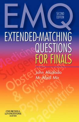 Extended-Matching Questions for Finals (Paperback)
