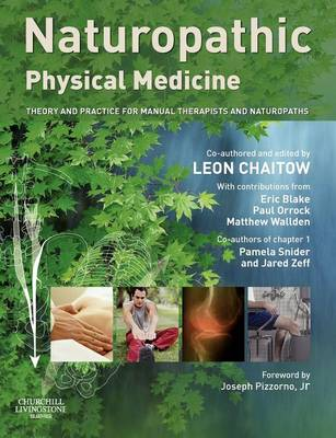 Naturopathic Physical Medicine: Theory and Practice for Manual Therapists and Naturopaths (Paperback)