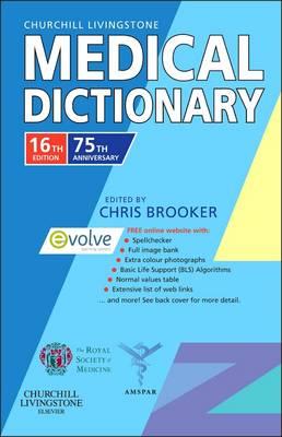 Churchill Livingstone Medical Dictionary (Paperback)