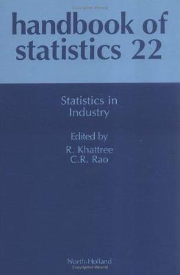 Statistics in Industry: Volume 22 - Handbook of Statistics (Hardback)