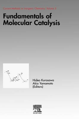 Fundamentals of Molecular Catalysis: Volume 3 - Current Methods in Inorganic Chemistry (Hardback)
