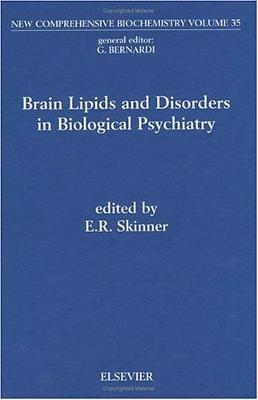 Brain Lipids and Disorders in Biological Psychiatry: Volume 35 - New Comprehensive Biochemistry (Hardback)