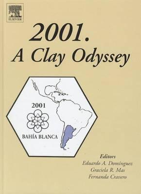 2001. A Clay Odyssey (Hardback)