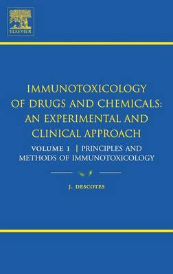 Principles and Methods of Immunotoxicology (Hardback)